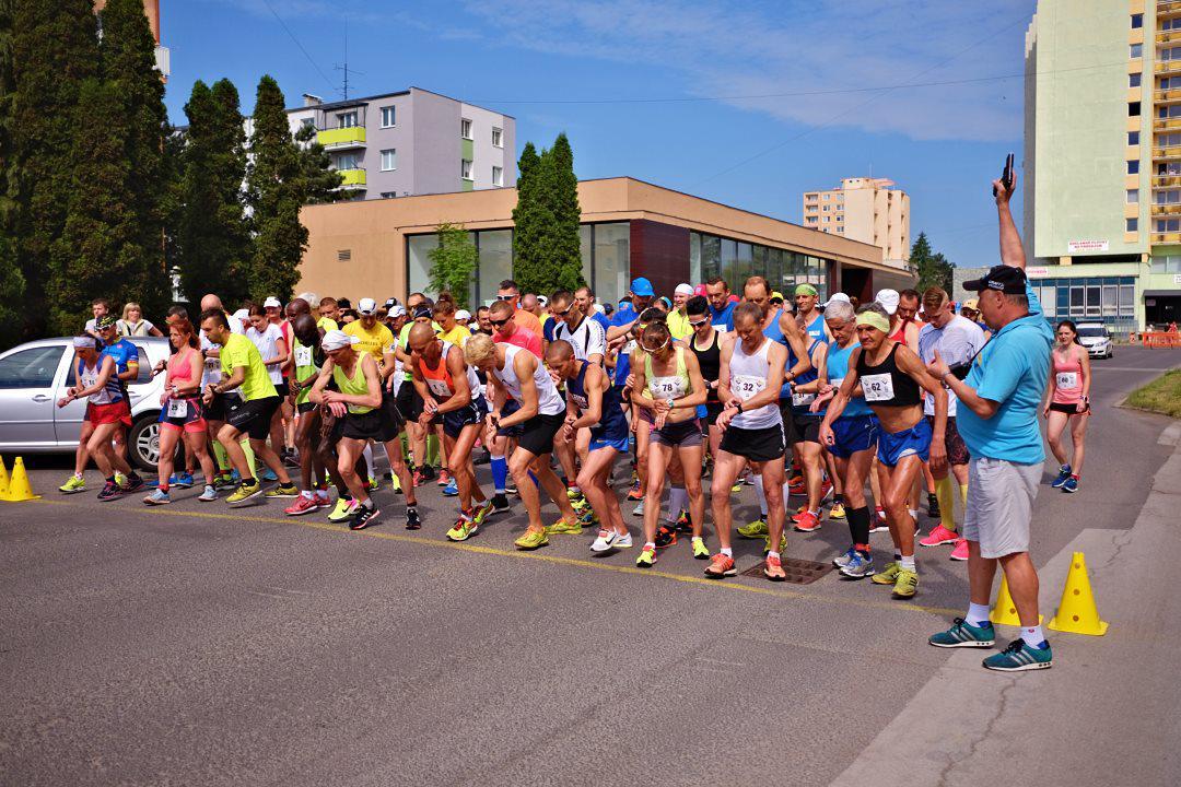 Už 10. ročník Žiarskeho mestského polmaratónu