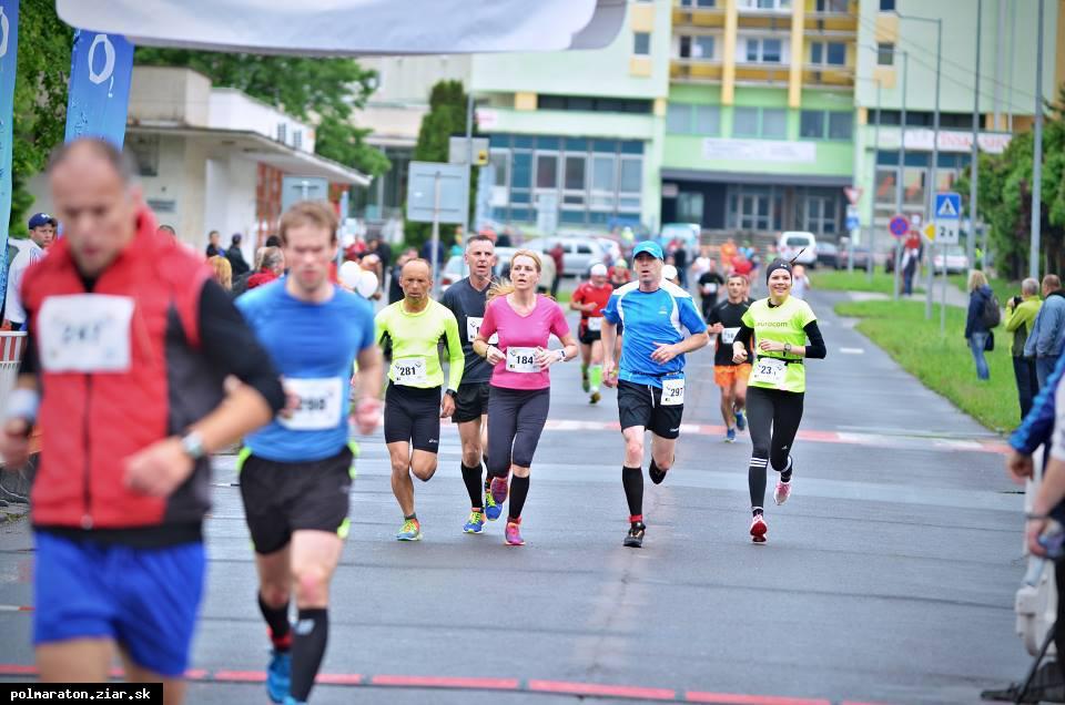 8. ročník Žiarskeho mestského polmaratónu a 6. ročník inline pretekov