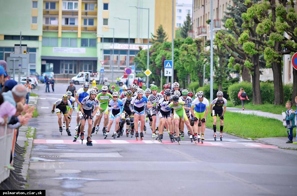 Uzávierka ciest počas Žiarskeho mestského polmaratónu