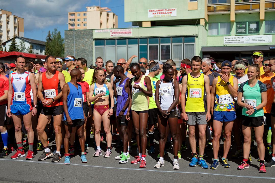Žiarsky mestský polmaratón sa prekladá