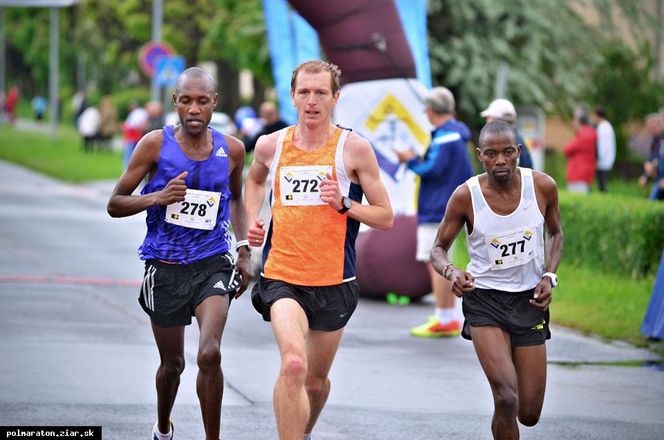 Na Žiarskom mestskom polmaratóne až 270 účastníkov