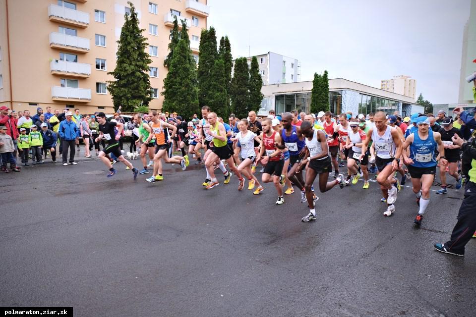 Žiarsky mestský polmaratón 2018 už 12. mája